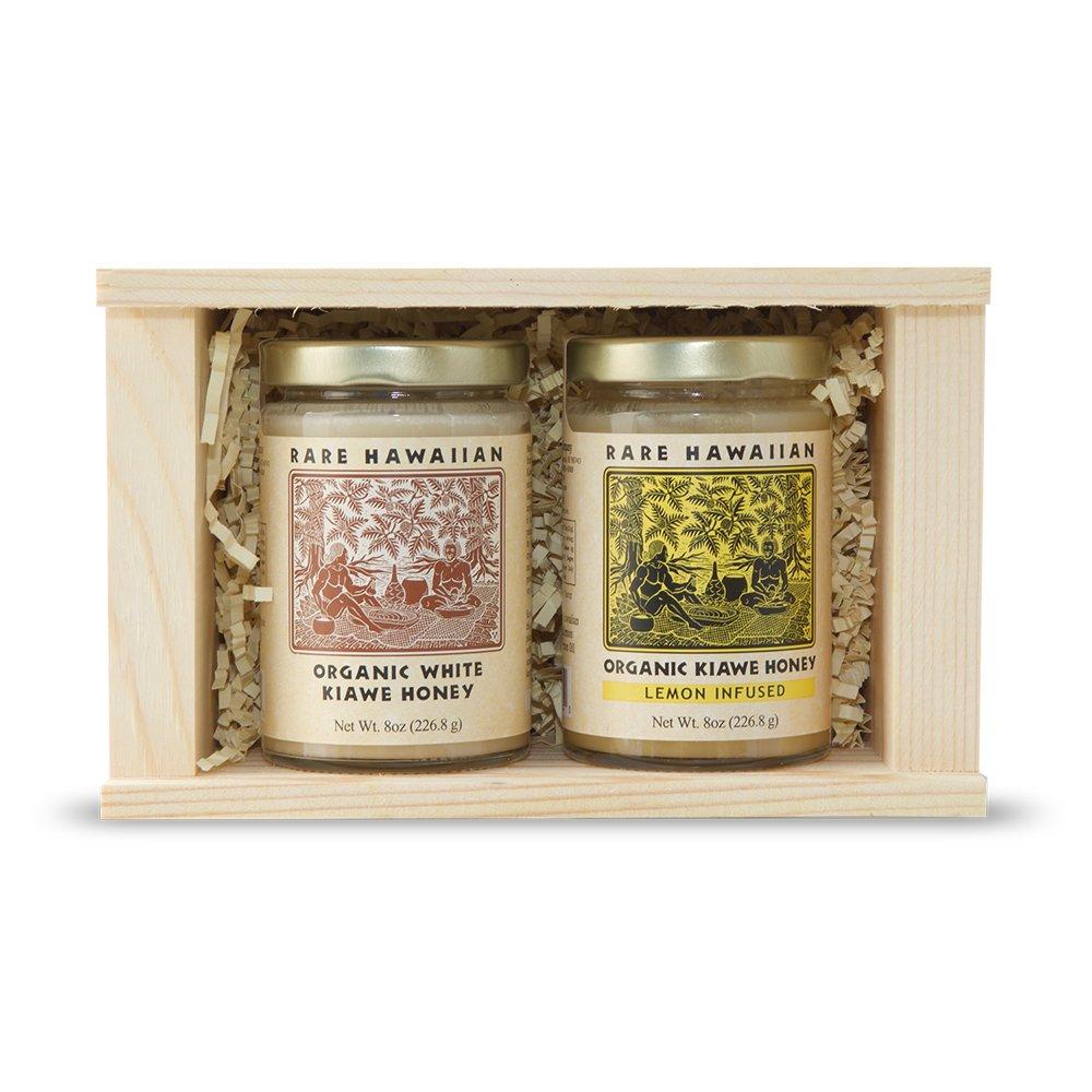 Rare Hawaiian Honey Company Maui Gift Box