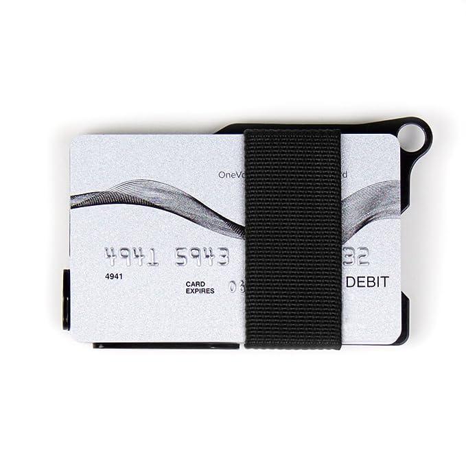 Trayvax Summit Wallet (Shadow Black)