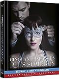 Cinquante Nuances Plus Sombres [Digipack combo BRD + DVD] [Édition spéciale - Version non censurée + version cinéma - Blu-ray + DVD + Digital HD]