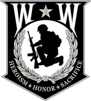 warrior pin .