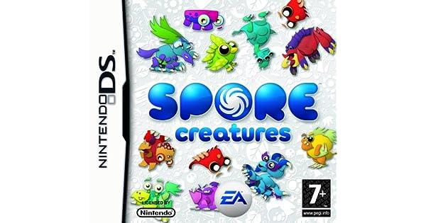 Spore Creatures /NDS: Amazon.es: Videojuegos