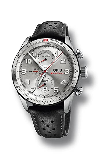 Oris Audio Sport Limited Edition 01 774 7661 7481-Set - Reloj para Hombre