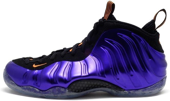 Nike Mens Air Foamposite One Purple