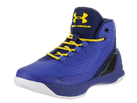 Underarmour GS Curry 3 Under Armour - Zapatillas deportivas, niña, turquesa