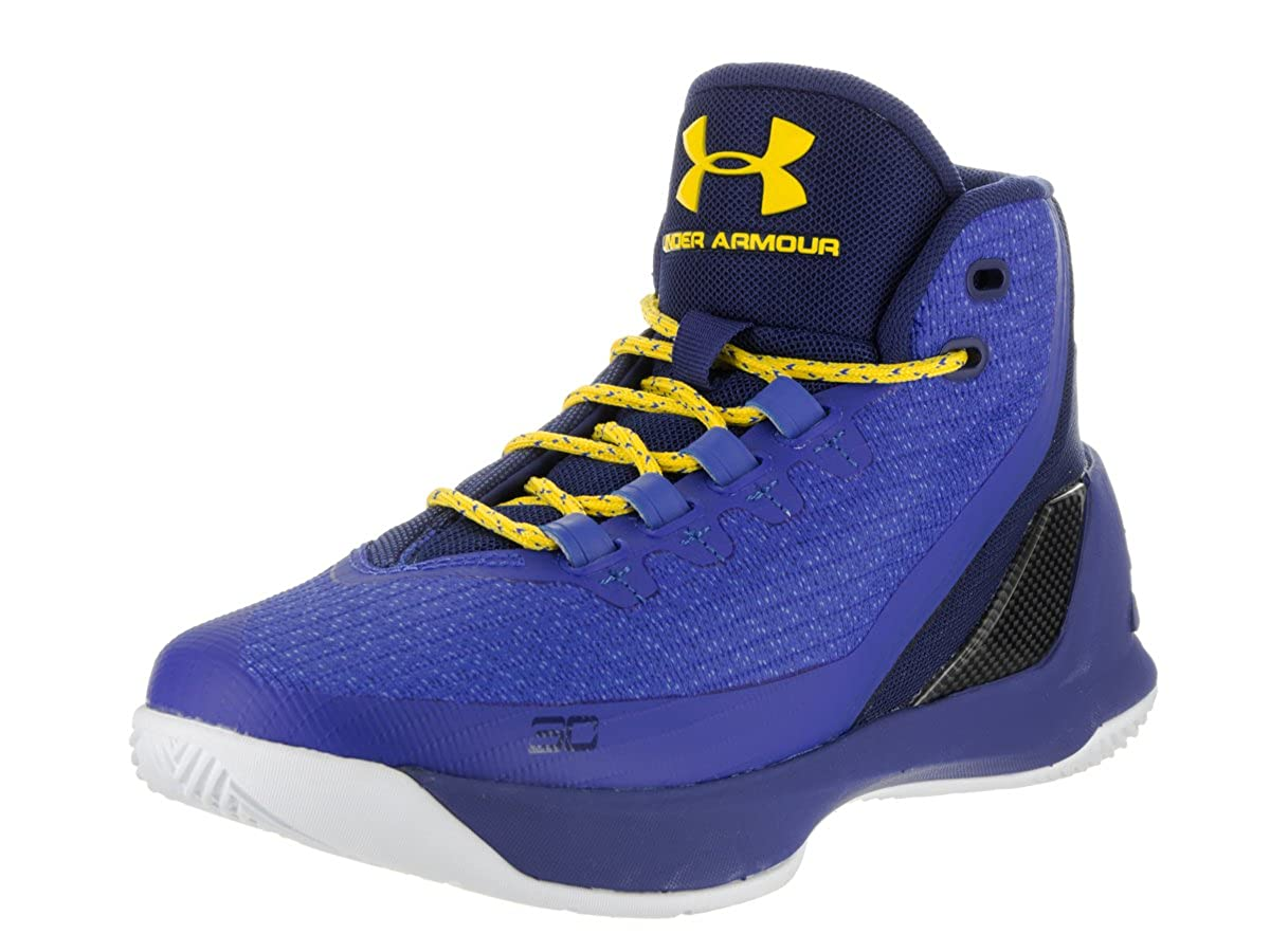 Under Armour Kids GS Curry 3 Try/Csp/Txi Basketball Shoe 5.5 Kids US