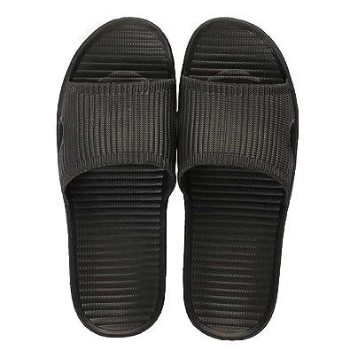 Topcloud Sandal Slippers Schnell trocknendes Bad Anti-Rutsch-Soft Sole Open Toe Hausschuhe