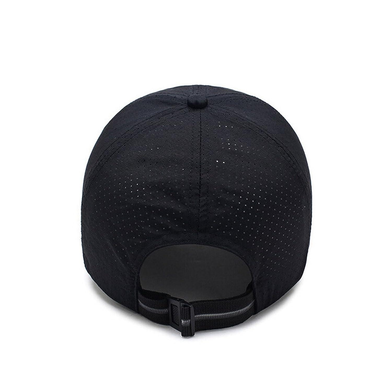 2019 Summer Mens Breathable Mesh Hats Baseball Caps Male Sport Solid Color Hats Women Casual Baseball Hats