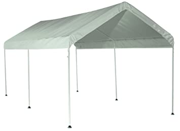 ShelterLogic MAX AP Series Canopy White  sc 1 st  Amazon.com & Amazon.com : ShelterLogic MAX AP Series Canopy White : Outdoor ...