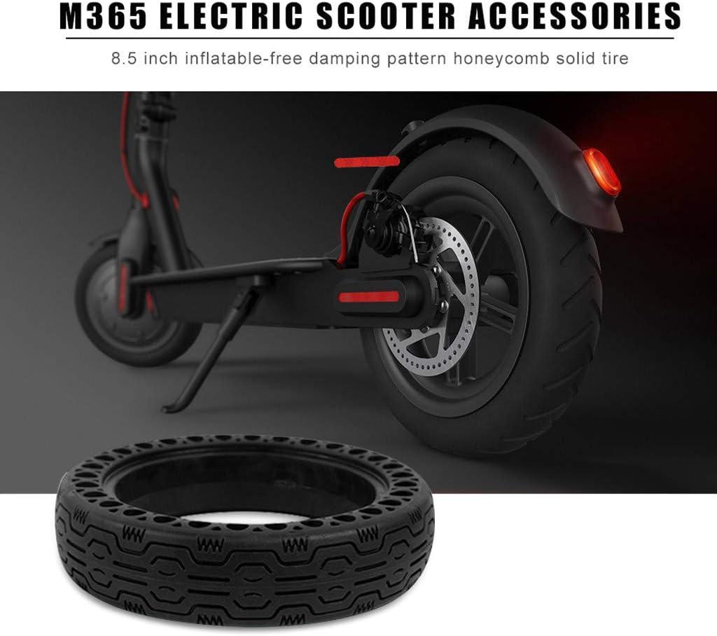 Amazon.com: Neumáticos sólidos FOLOU de 8.5 pulgadas, ruedas ...