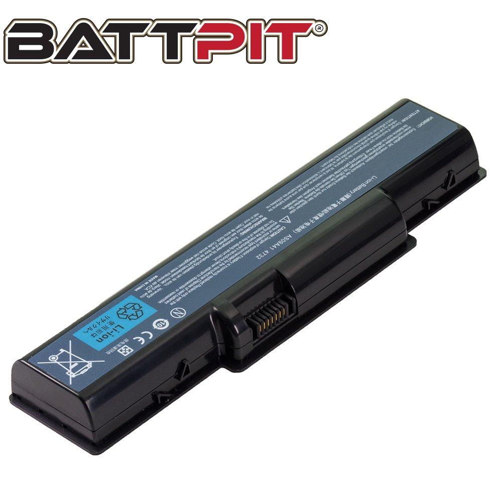 Battpit Bateria de repuesto para portátiles PACKARD BELL EasyNote TJ65 (4400 mah): Amazon.es: Electrónica