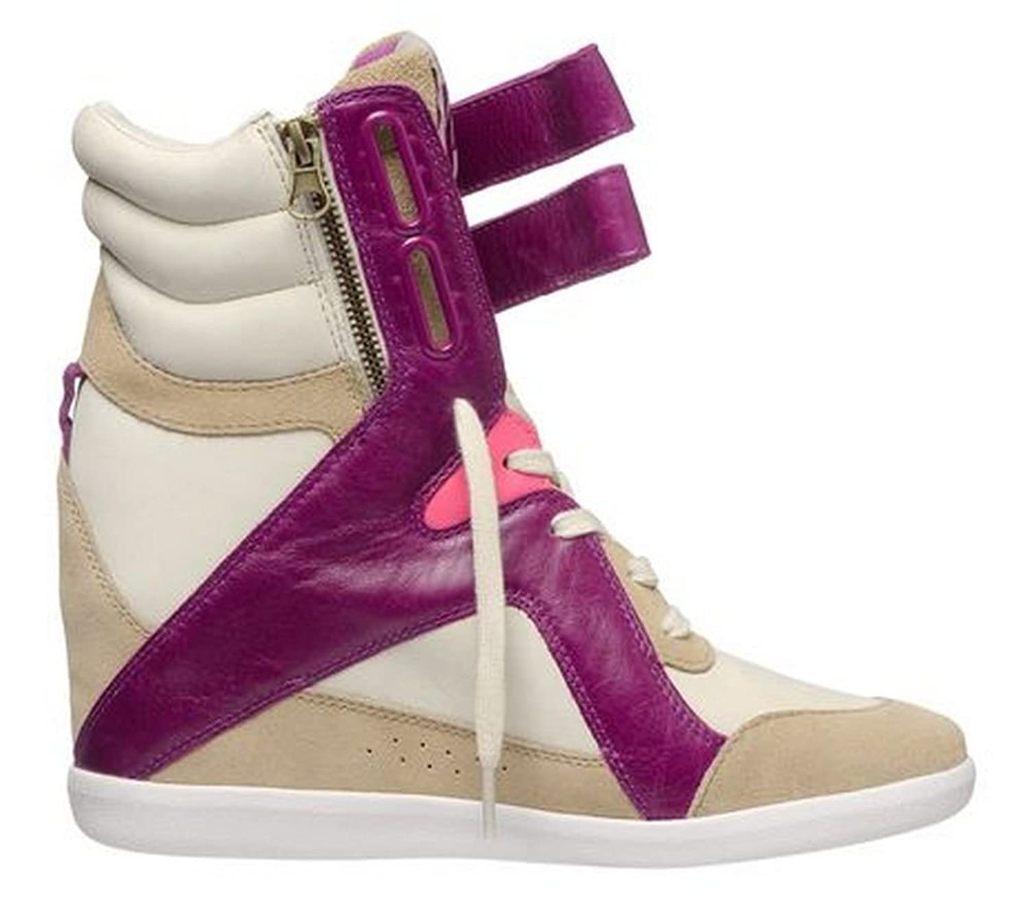 wedge reebok sneakers