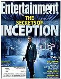 Entertainment Weekly Magazine - July 30, 2010 - Leonardo DiCaprio (Inception) - Jersey Shore - Stephen King