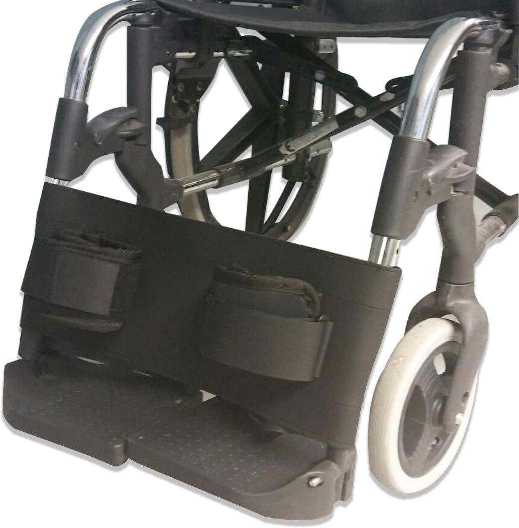Adiggy Medical | Banda de contención para silla de ruedas con sujeción adicional para tobillos | Talla única