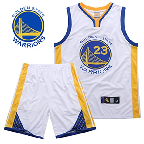 Camiseta De NBA Fan Jersey Camiseta De Baloncesto Hombres Bordados Golden State Warriors Kevin Durant Stephen Curry Traje De Competición Ropa ...
