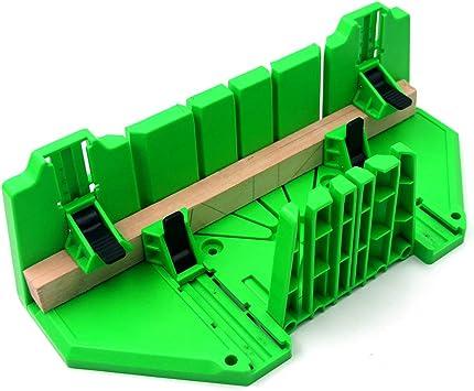 Pannow caja de inglete de plástico, caja de almacenamiento para ...