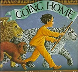 Book Going Home by Margaret Wild (1994-04-03)