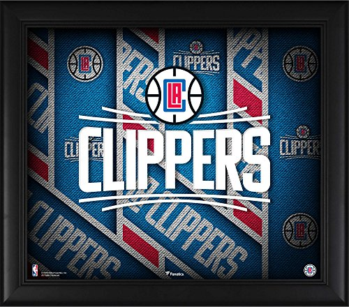 - LA Clippers Framed 15