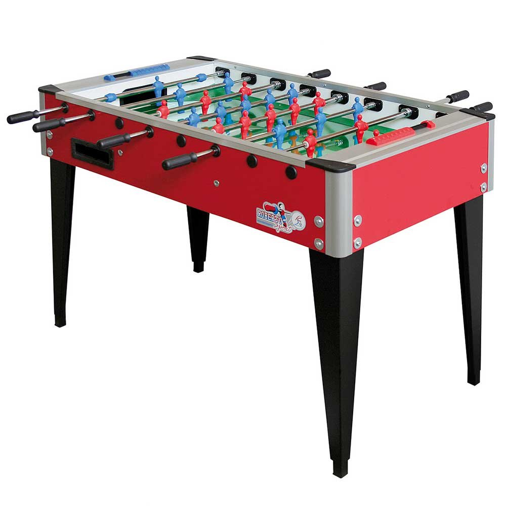 Roberto Sport College International Red Foosball Table by Roberto Sport