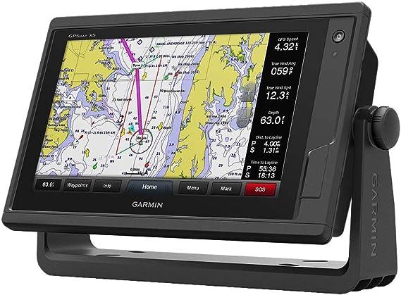 Garmin GPSMAP 942xs, ClearVu y Tradicional Chirp Sonar con Asignación, 9