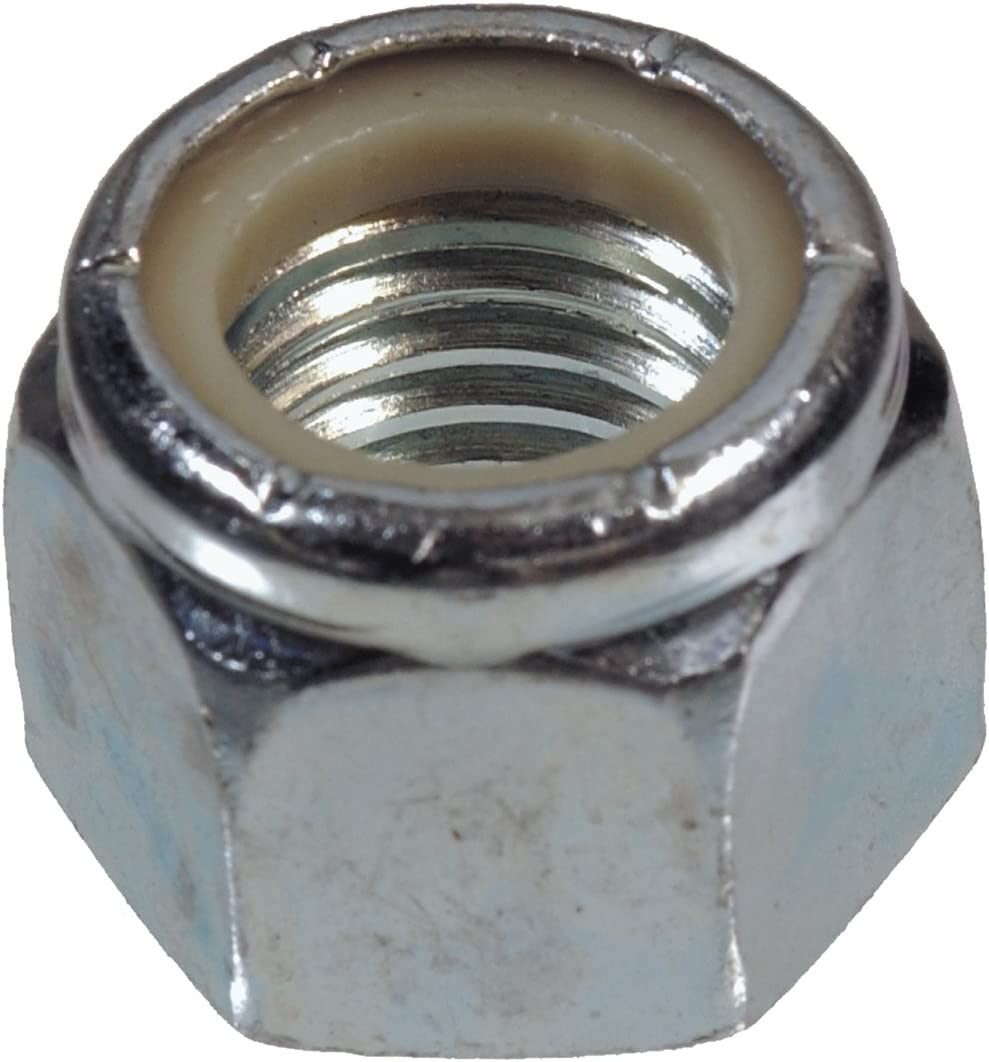 The Hillman Group 180368 1 1 1 9//16-18 All Metal Grade C Lock Nut 50-Pack