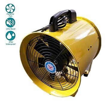 300mm Extractor Ventilador Industrial Portátil Extractor de ...