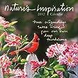 2012 Nature's Inspiration Wall Calendar Wall calendar