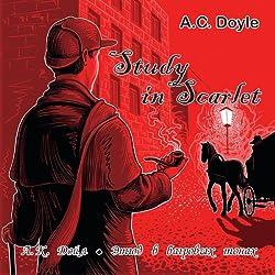 A Study in Scarlet (bilingua)