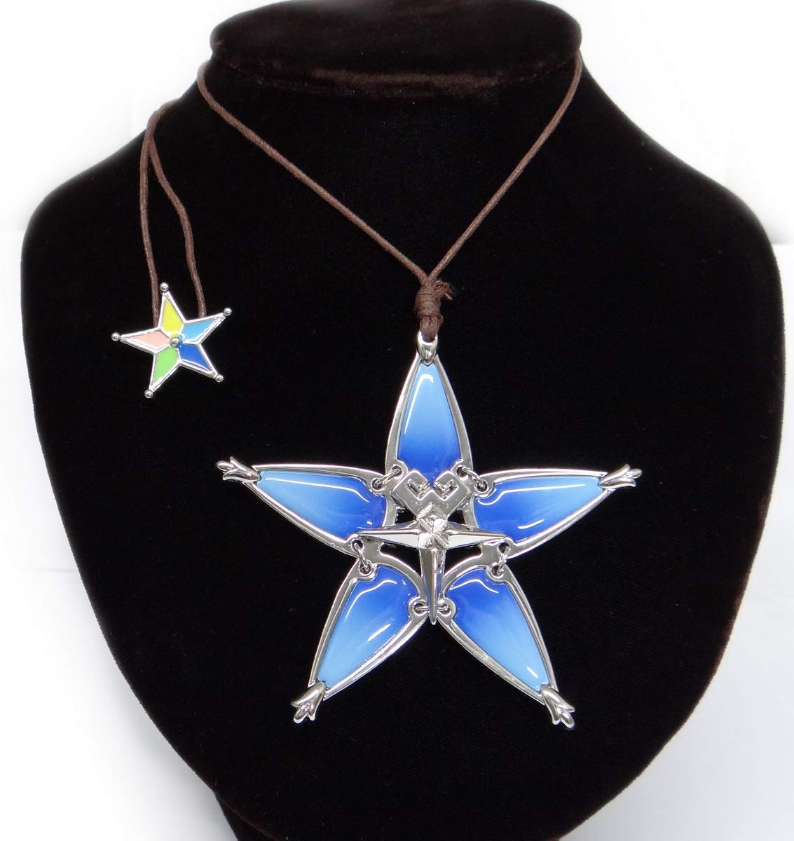 Decalism Aqua's Wayfinder from Kingdom Hearts Made of Metal by Decalism (Image #3)