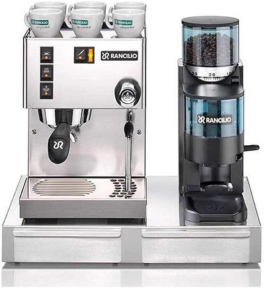Amazon.com: cafetera de espresso Rancilio Silvia Doser ...