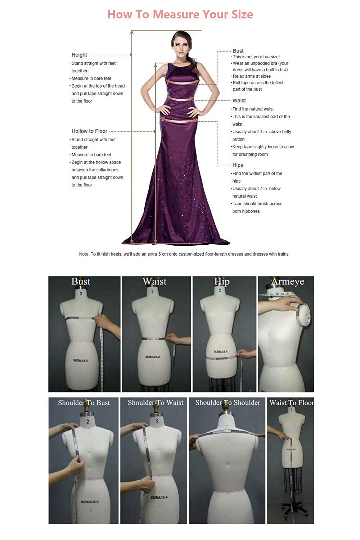 Chiffon Bridesmaid Dresses Ruffles Sleeve Double V-Neck Formal Party Dresses