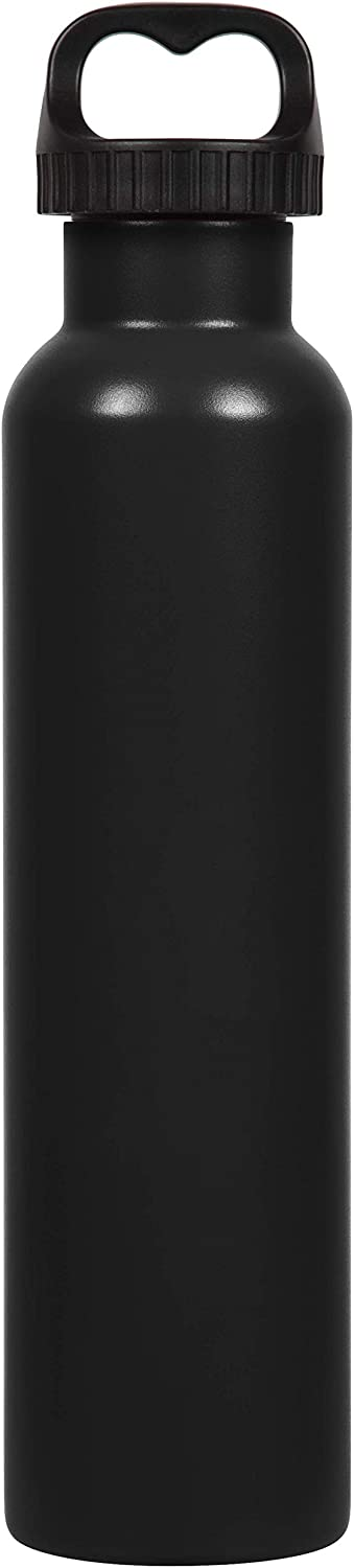 FIFTY/FIFTY 25oz Double Wall Vacuum Insulated Sport Water Bottle