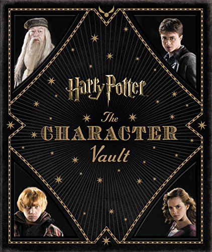Harry Potter: The Character Vault – HPB