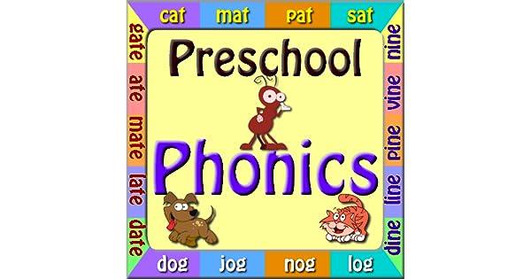 Amazon.com: Preschool Phonics: Appstore for Android