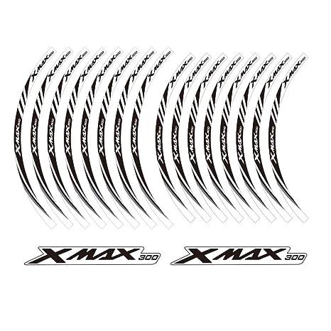 Cuque Motorcycle CNC Aluminum Alloy Rear Luggage Rack Cargo Holder Shelf Bracket for Yamaha Xmax X-max X max 300 Xmax300