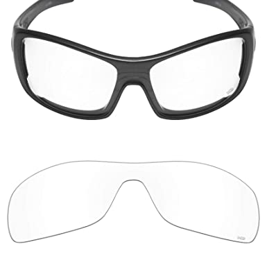 d1e3994aed5f Mryok+ Polarized Replacement Lenses for Oakley Antix - HD Clear at ...