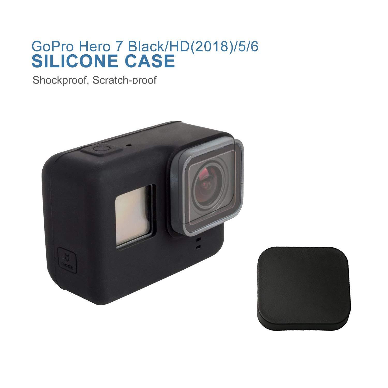 Amazon.com: Rhodesy - Kit de accesorios 19 en 1 para GoPro ...