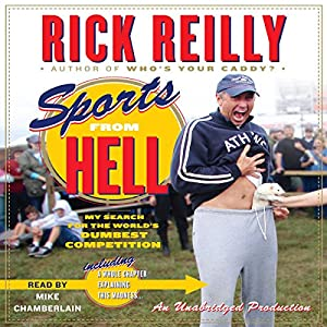 Sports from Hell Audiobook
