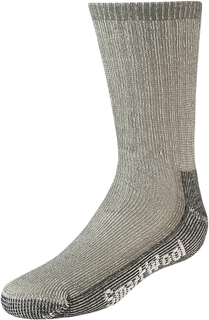 Smartwool Kids/' Hike Crew Sock Merino Wool Medium Cushion Sock for Boys and Girls