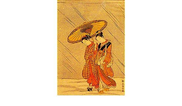 A3 Size GEISHA JAPANESE  GIFT WALL DECOR ART PRINT POSTER