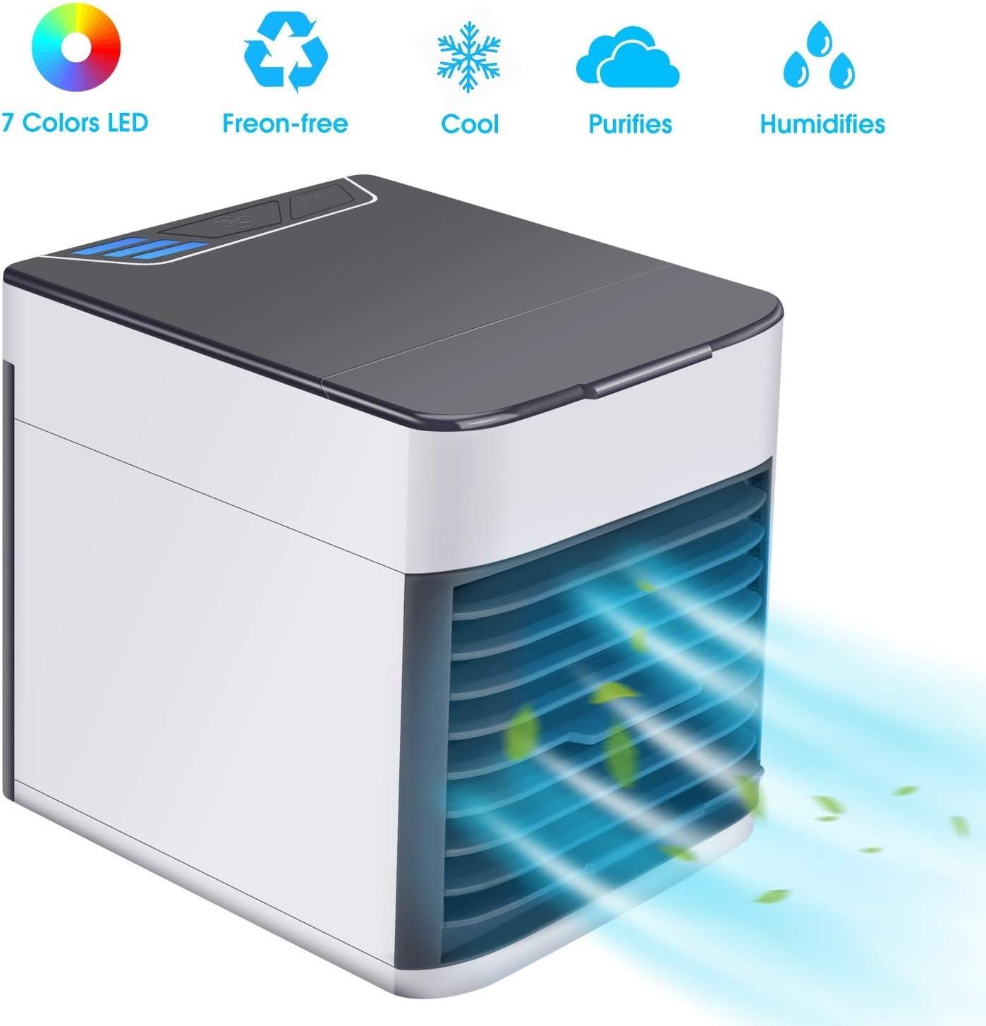 Mini acondicionador de aire - enfriador de aire - Aplicación 3 en ...