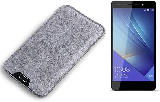 K-S-Trade® para Huawei Honor 7 Dual SIM Estuche protecto Case para ...