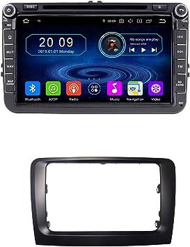 Taffio Skoda Superb Android 8 Multimedia 8 Touchscreen Elektronik