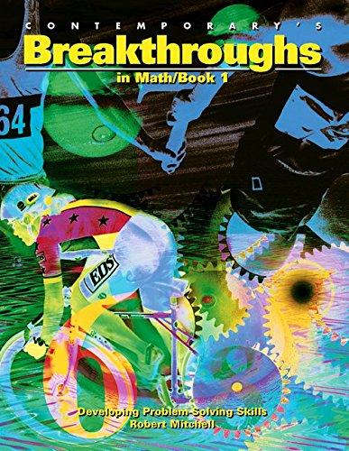 Contemporary's Breakthroughs in Math: Book 1