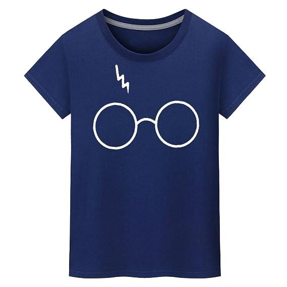 Internet_camisetas de hombre Hombres Que Imprimen la Blusa de la Camiseta de Manga Corta de la Camisa de Las Camisetas: Amazon.es: Ropa y accesorios