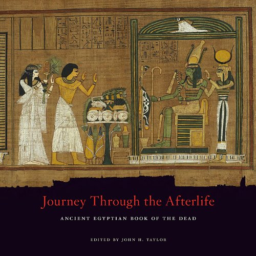 (Journey Through the Afterlife: Ancient Egyptian Book of the Dead)