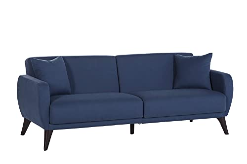 BELLONA Functional Sofa in A Box Indigo Blue