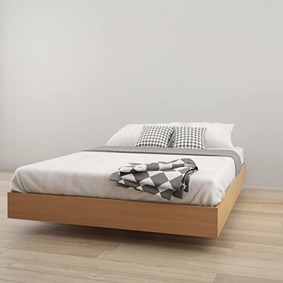 Nordik Queen Size Platform Bed