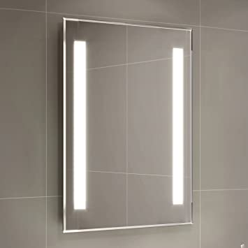 500 X 700 Mm Modern Illuminated Backlit LED Bathroom Mirror Light ML2107