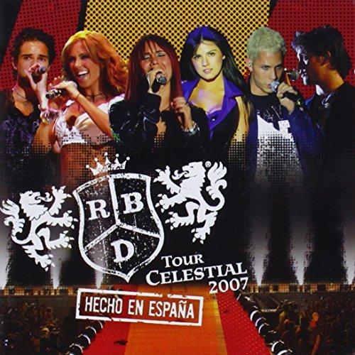 Tour Celestial 2007 Hecho En Espana by Rbd : Rbd: Amazon.es: Música