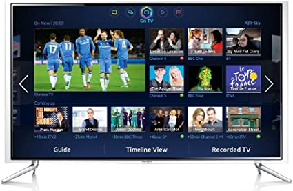 Samsung UE55F6800SBXXU - Televisión LED de 55